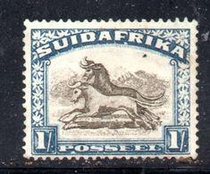 T1783 - SUD AFRICA , 1 Scellino Nuovo  ** MNH - Sud Africa (...-1961)