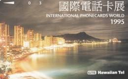 HAWAII - Hong Kong Phonecard Fair, Tirage 5000, Mint - Hawaii
