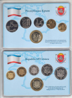 NEW ,, REPUBLIC OF = CRIMEA = Nice Folder 17.3.2014 NEW - Ukraine