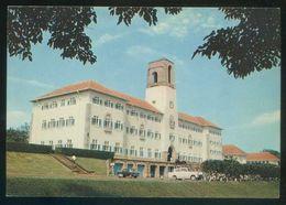 Uganda. Kampala. *Makerere University. College Main Building* Ed. Taws Ltd. Nº 4393. Nueva. - Uganda