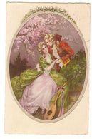 CORBELLA - COUPLE UNDER TREE & FLOWER & MANDOLIN - EDIT DEGAMI 832 - 1910s (402) - Corbella, T.
