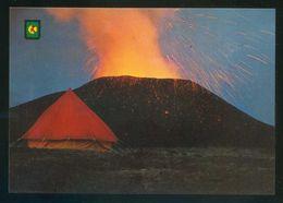 Zaire. Goma. *Naissance D'un Volcan. Murara* Photo J.M. Usoz Nº 7. Nueva. - Postales
