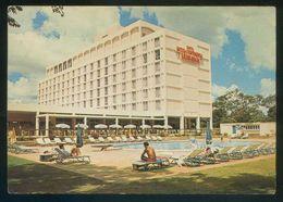Zambia. Lusaka. *Hotel Inter-Continental* Ed. Senefelder. Circulada. - Zambia