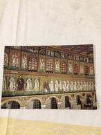 Cartolina-Ravenna-S. Apollinare Nuovo-Parete Destra - Ravenna