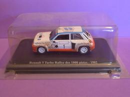 """Miniature """"RENAULT 5 Turbo Rallye Des 1000 Pistes"""" 1982. - Eligor"""