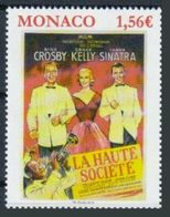Monako 'Frank Sinatra U. Bing Crosby Mit Grace Kelly' / Monaco 'Frank Sinatra & Bing Crosby ...' **/MNH 2018 - Musica