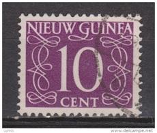 Nederlands Nieuw Guinea 8 Used ; Cijfer 1950 ; NOW ALL STAMPS OF NETHERLANDS NEW GUINEA - Nouvelle Guinée Néerlandaise