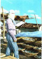 Asie - Formose Pescadores - Jeune Fille Ouvrière - Formosa