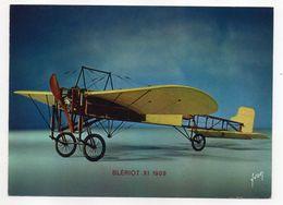 Les Collections Du Musée De L'air--Avion-- BLERIOT   XI     1909 ---modèle Réduit 1/10- - Autres
