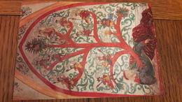 57 Eglise De Sillegny Peintures Murales (1540) L'arbre De Jessé - Autres Communes