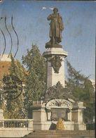 J) 1991 POLAND, THE MONUMENT OF ADAM MICKIEWICZ AT KRAKOW'S SUBURBAN VISTULA ON DECEMBER 24, 1898, IN THE SETNA ANNIVERS - 1944-.... Republic