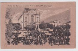 Portugal-Louzan  Praça Do Mercado - Portugal
