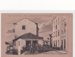 Portugal-Louzan  Rua Do Comercio - Portugal