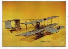 Les Collections Du Musée De L'air--Avion-- VOISIN   1907 ---modèle Réduit 1/10- - Avions