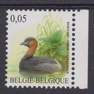 BE 2010 - N°3993 XX  Grèbe Castagneux - 1985-.. Pájaros (Buzin)