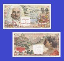 Saint Pierre And Miquelon  2 New  Francs 1963   -- Copy - Copy- Replica - REPRODUCTIONS - Billets