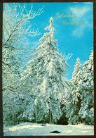 """Nederland 1973 Ansichtkaart """"Gelukkig Nieuwjaar"""" - Unclassified"""