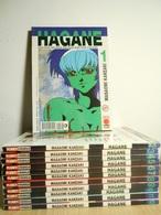 Hagane 1-12 - Manga
