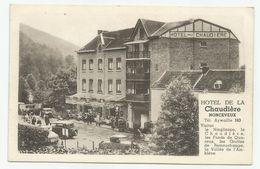 Nonceveux - Hôtel De La Chaudière - Animée - Voitures! - Aywaille