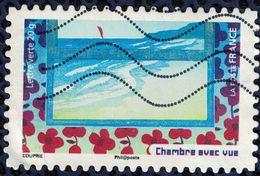 France 2015 Oblitéré Used Carnet La Vue Chambre Avec Vue Y&T 1178 - France