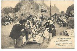 LOCMARIAQUER - Noce Bretonne - La Table Des Mariés - Locmariaquer