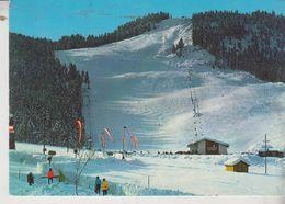 Leutasch-Weidach, Tirol  Piste Sci Sciatori Vg - Leutasch