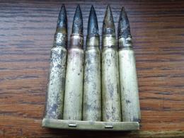 Lame Chargeur Mauser G98 (neutralisée) - 1914-18