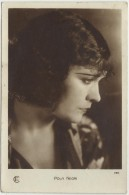 Pola Negri 1930 - Actress Singer - Cinema - N.º 286 - Stamp & Cancel Ambulancia Vouga I To Beja - U.S.A. Poland - Acteurs