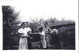 THOISSEY   EN FAMILLE AOUT 1938 - Luoghi