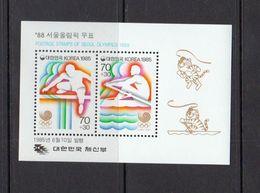 Korea - 1985 - Mi.Bl.504 Seoul Olympics - MNH - Zomer 1988: Seoel