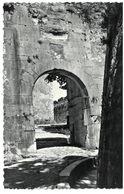 Pubblicità Farmaceutica Bronchocilline 1958 Francia St. Paul – Les Remparts Bronchocilline Diidrostreptomicina Concentra - France