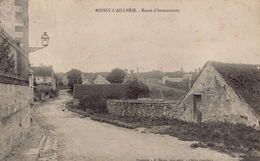 Boissy - L'Aillerie : Route D'Immarmont - Boissy-l'Aillerie