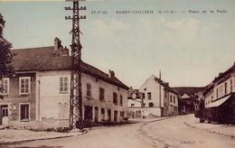 Boissy - L'Aillerie : Place De La Poste - Boissy-l'Aillerie