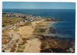 BATZ  SUR  MER ---1979--Vue Aérienne --Plage De La Gavelle---cachet  PORNICHET - 44 - Batz-sur-Mer (Bourg De B.)