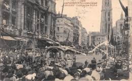 ANTWERPEN - 1923 - Juweelenstoet - Antwerpen