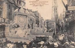 ANTWERPEN - 1923 - Juweelenstoet - De Fransche Wagen - Antwerpen