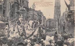 ANTWERPEN - 1923 - Juweelenstoet - De Italiaansche Wagen - Antwerpen