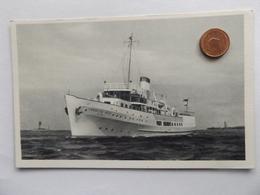 Kiel, Korsördampfer In Der Außenförde, Christian Ivers - Kiel