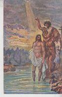 Pittura Quadri Battesimo Di Gesù Serie IV  N. 5 - Pintura & Cuadros