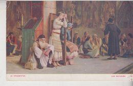 GRECE - Salonicco  1917 Les Réfugiés - Greece
