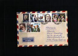 Spain 1982 Interesting Letter - 1931-Hoy: 2ª República - ... Juan Carlos I
