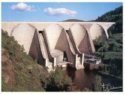 (DEL 132) France - Barrage De Grandval - France