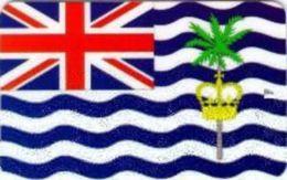 DIEGOGAR : DGAR19 $-- British Indean Ocean Flag DG19 MINT - Diego-Garcia