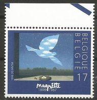Belgium - 1998 Rene Margritte MNH **    Sc 1691 - Unused Stamps