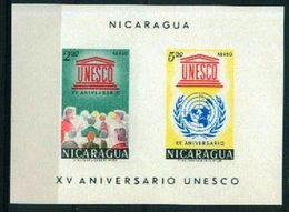 A52- Nicaragua. UNESCO. - UNESCO