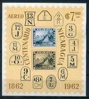 A53- Nicaragua 1962. Mountain. - Nicaragua