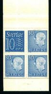 A56- Sweden. Booklet. - Sweden