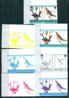 A61- Montserrat Color Proof. Birds. - Climbing Birds
