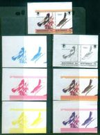 A63- Montserrat Color Proof. Birds. - Climbing Birds