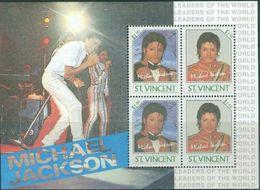 A77- Michael Jackson. Famous People. - Actors